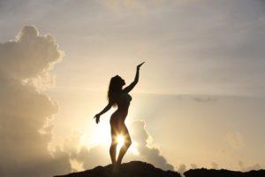 Brittney Rose Yoga Sunrise