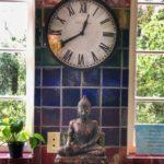 Buddha Clock Kitchen Malibu