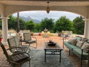 Outdoor Living Room Malibu